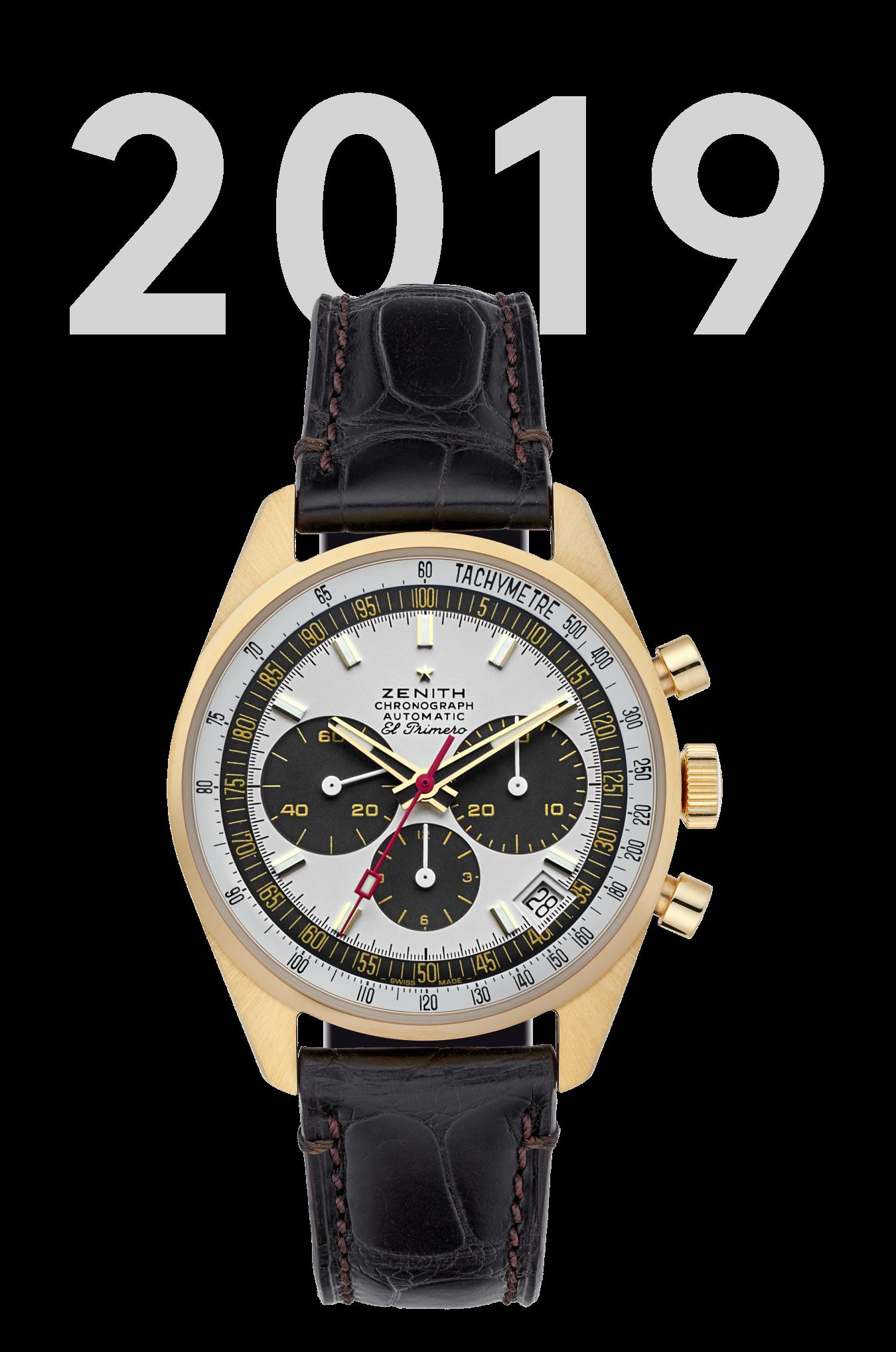 2019 version of the Zenith El Primero G381