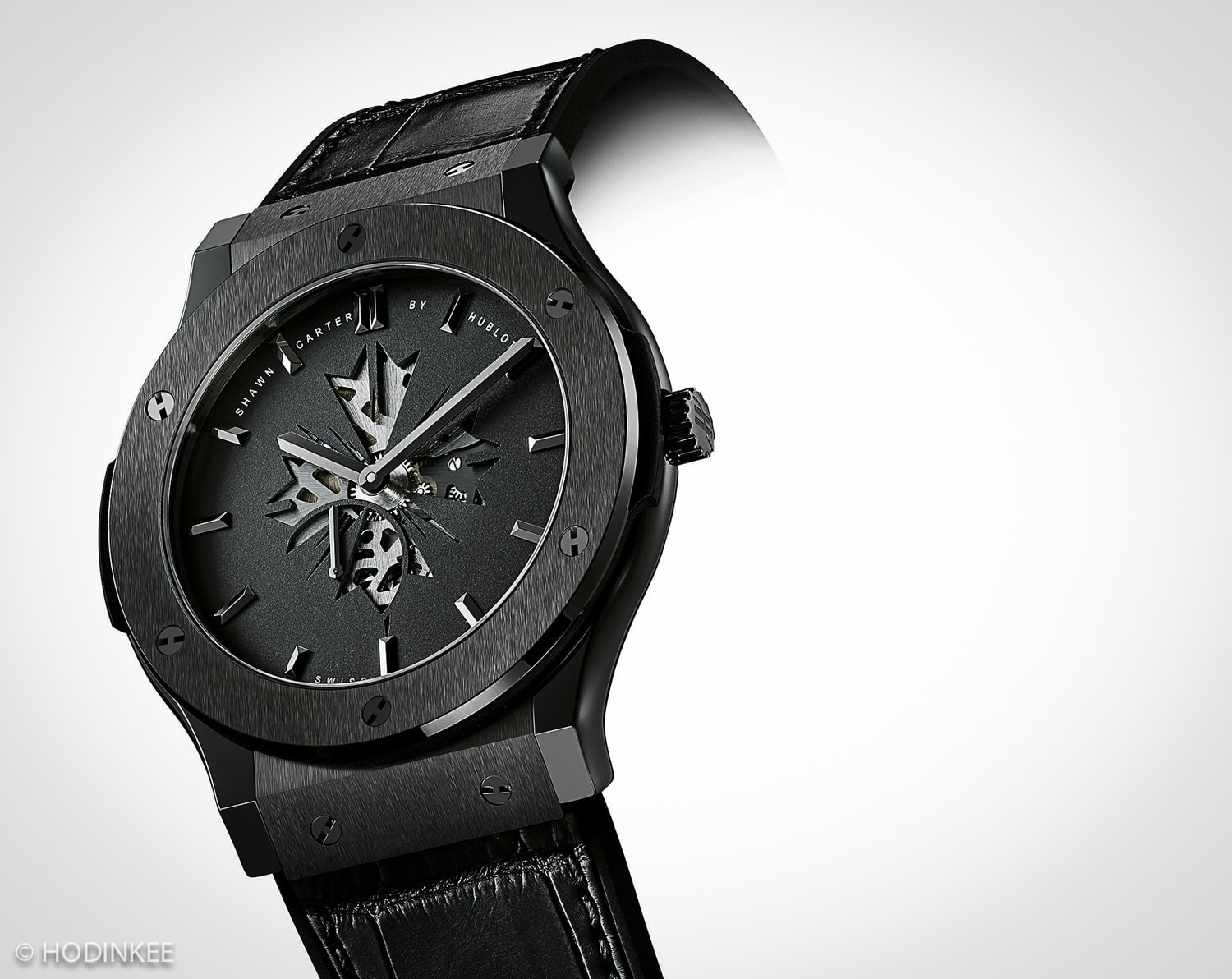 Introducing The Shawn Carter By Hublot Classic Fusion (Full Specs, Pricing, Availability, & Live Photos)