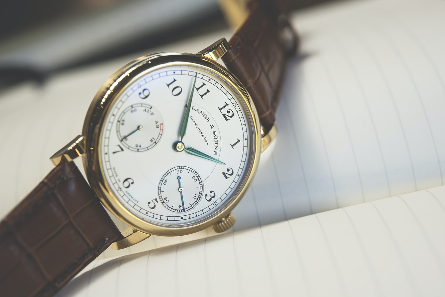 Inside The A. Lange & Söhne Academy Training Course