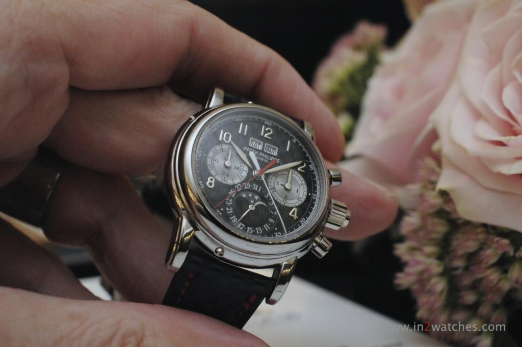 Auction Report: Titanium Patek Philippe Ref. 5004 Sells For $3,985,067 At Only Watch (Plus Other Results)