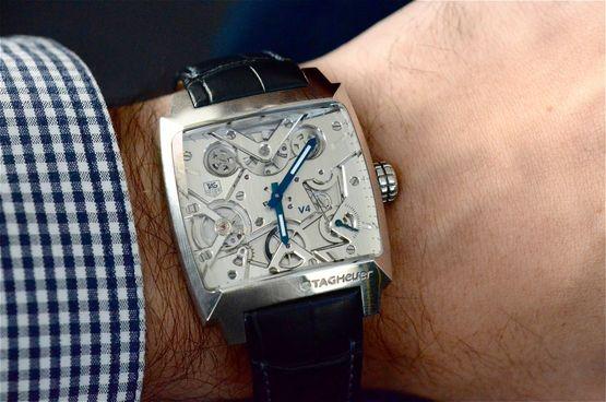 Кто носит часы от tag heuer
