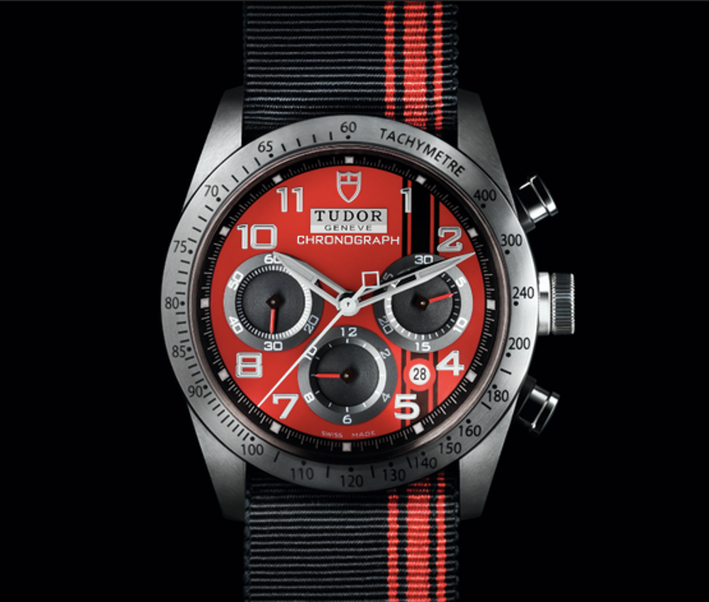 EXCLUSIVE Introducing The Tudor Fastrider Chronograph For