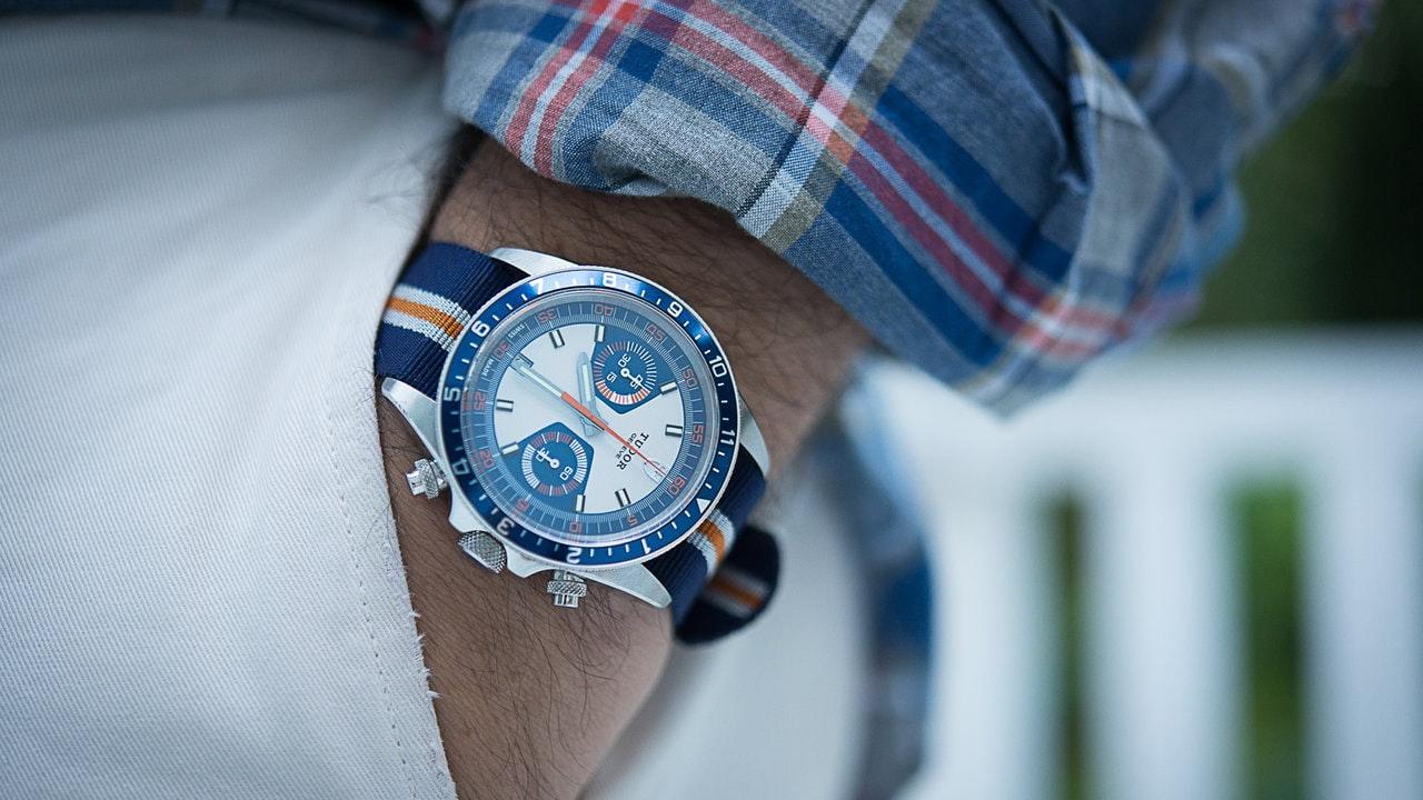 A Week On The Wrist: The Tudor Heritage Chrono Blue