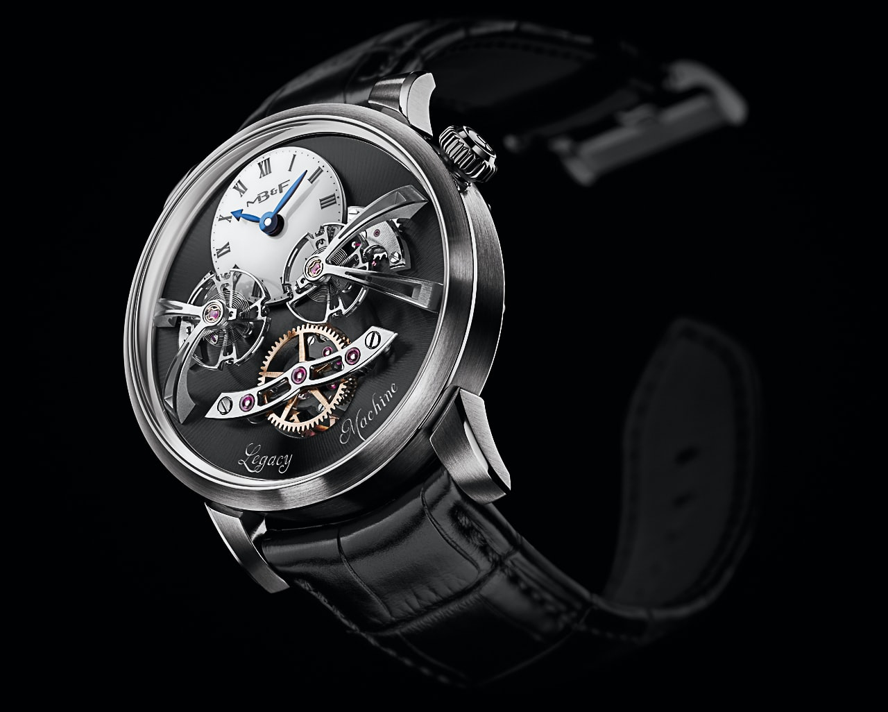 Introducing The MB&F Legacy Machine Two (Full Specs, Pictures, Historical Information, & Pricing)