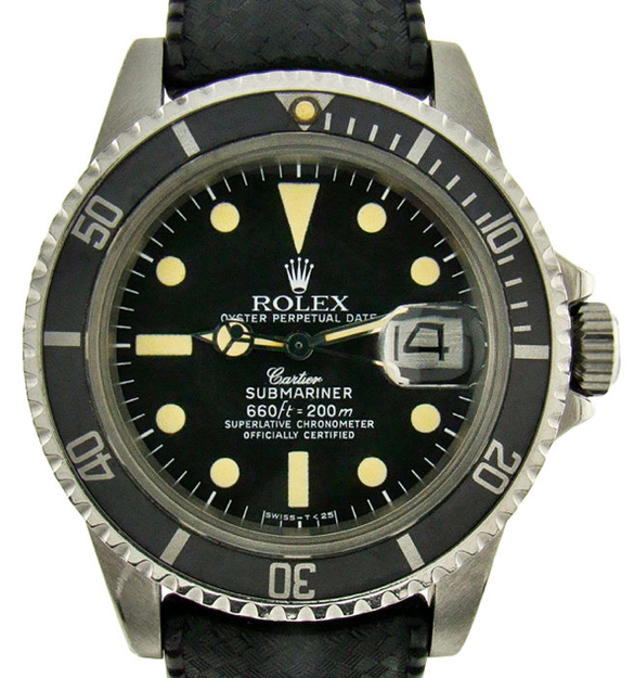 Question What Does A $100,000 Submariner Look Like? Anwser