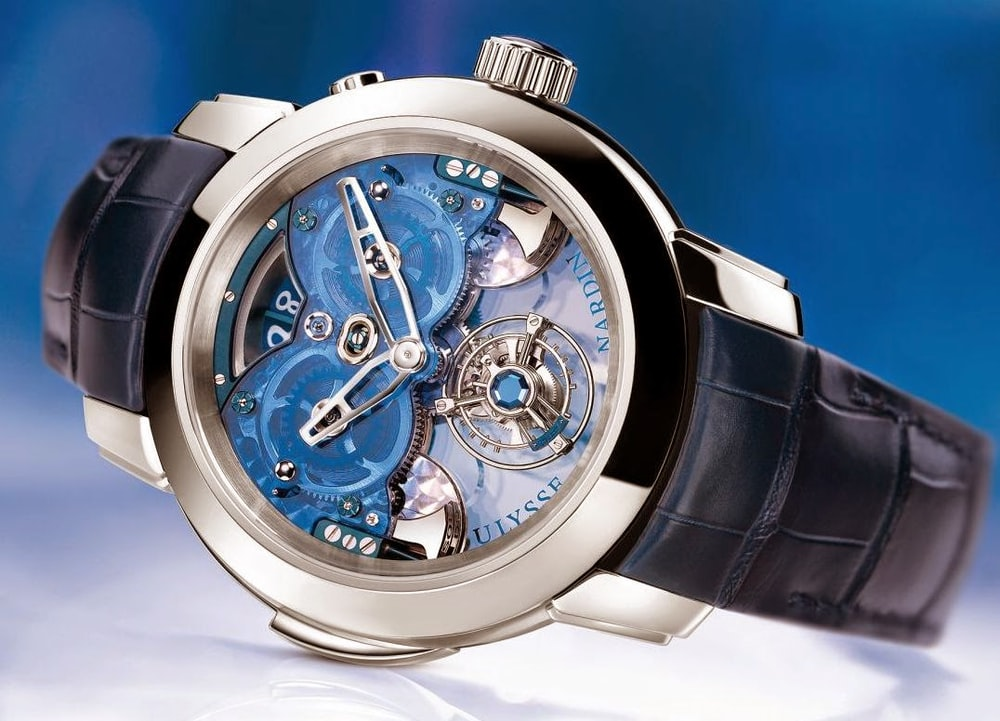 Introducing The Ulysse Nardin Imperial Blue, A Flying ...