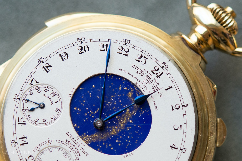 Supercomplication watch
