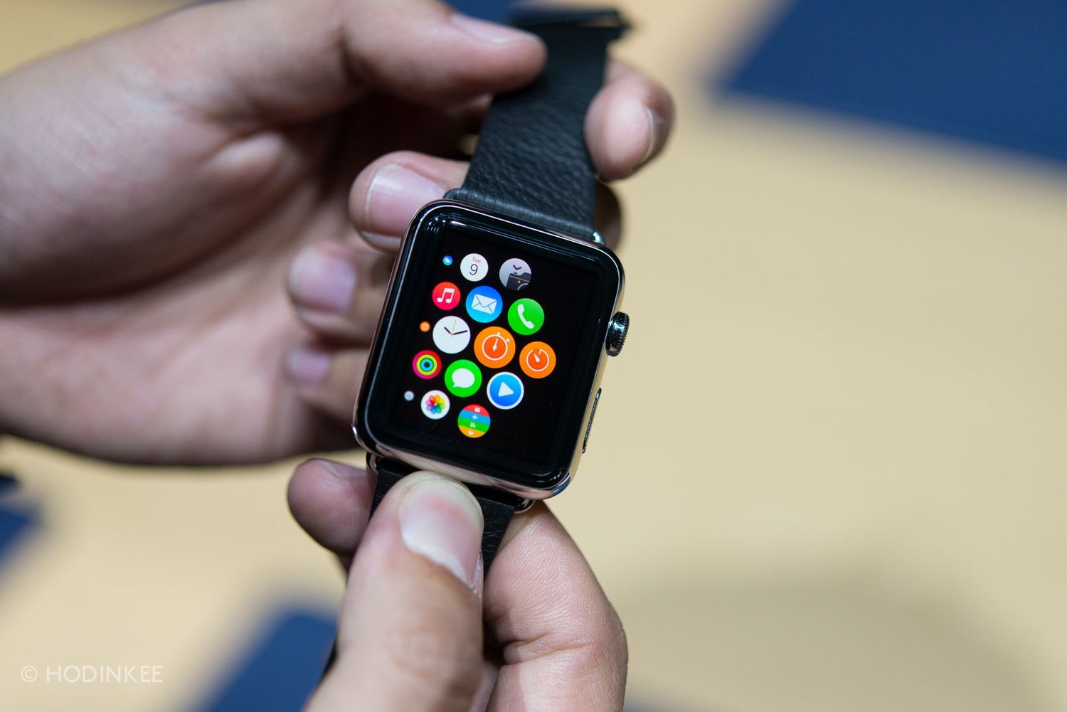 In-Depth: A Watch Guy's Thoughts On The Apple Watch After Seeing It In The Metal (Tons Of Live Photos)