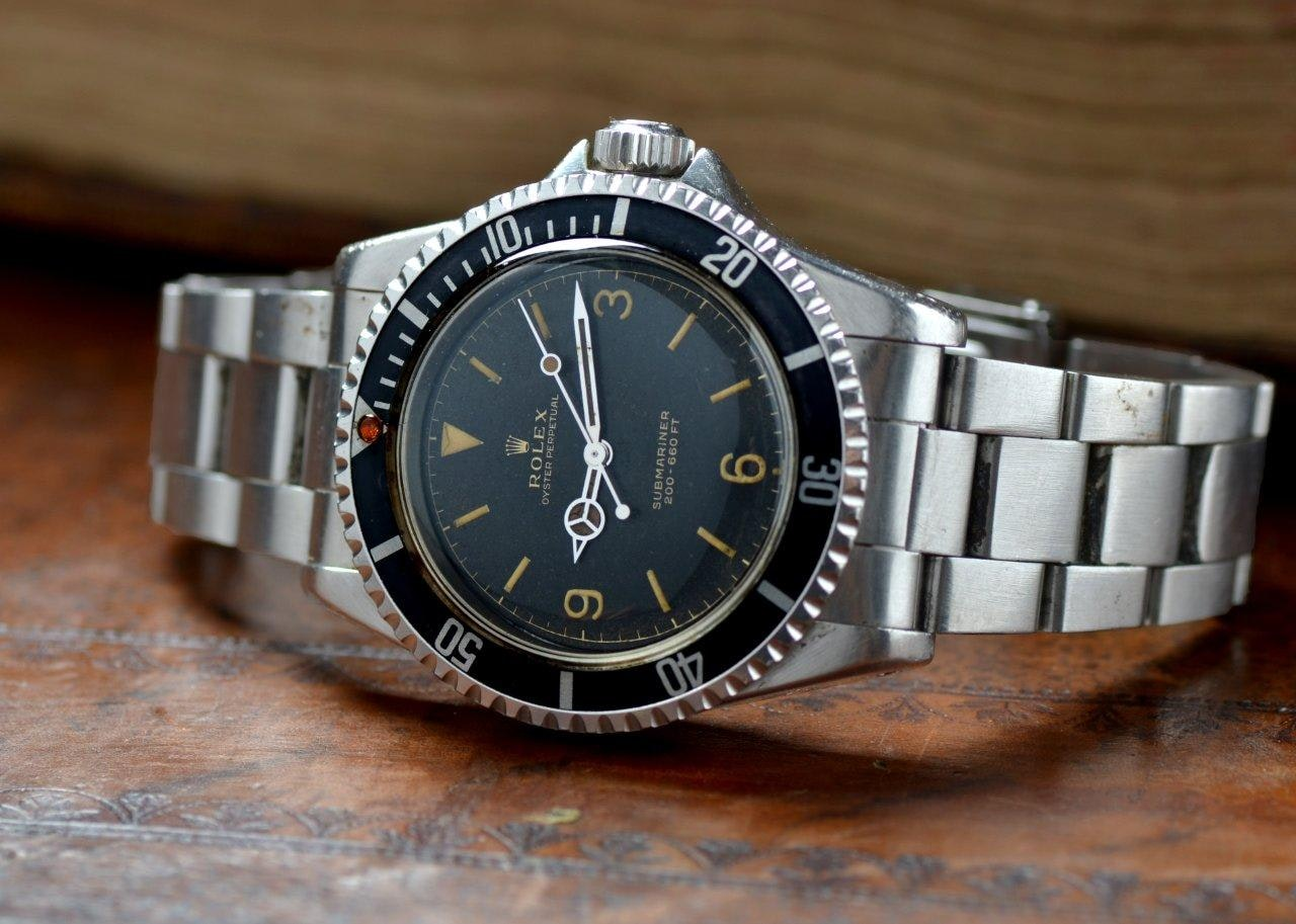 Bring a Loupe: Five Just Plain Great Vintage Watches From Omega, Rolex, Longines, Abercrombie & Fitch (Well, Heuer), And Eberhard