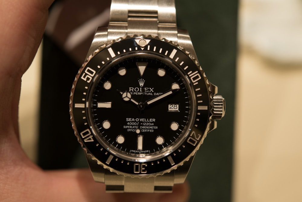 Hands On With The New Rolex Sea Dweller 4000 Currently