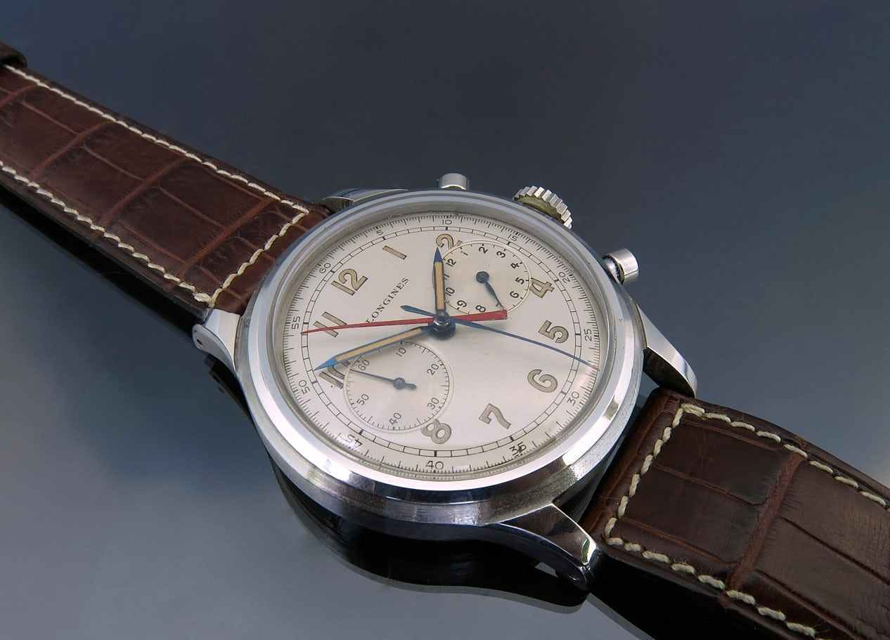 9274c4b7bcd Bring a Loupe  Three Vintage Mega-Chronographs From Patek