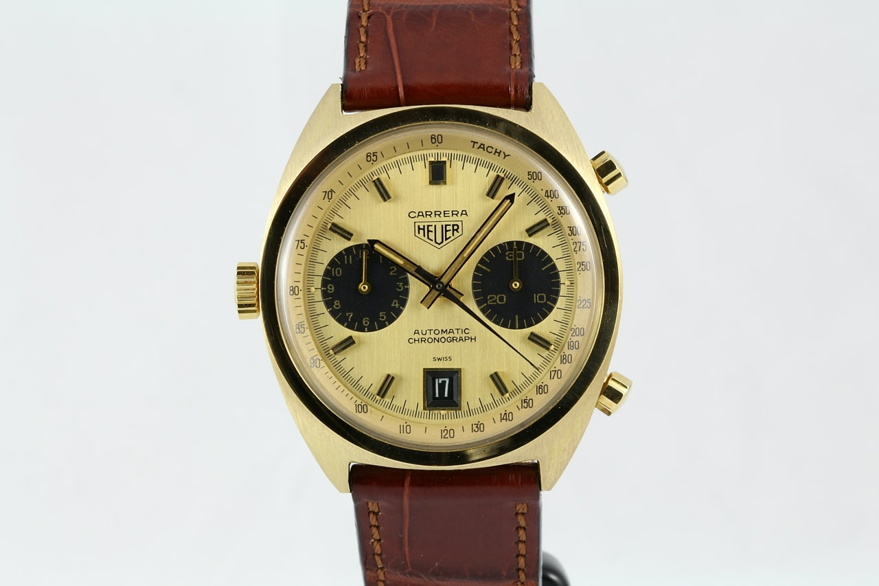 Bring a Loupe: Three Uncommon Sport Chronographs From Heuer, Jaeger, and Universal Geneve