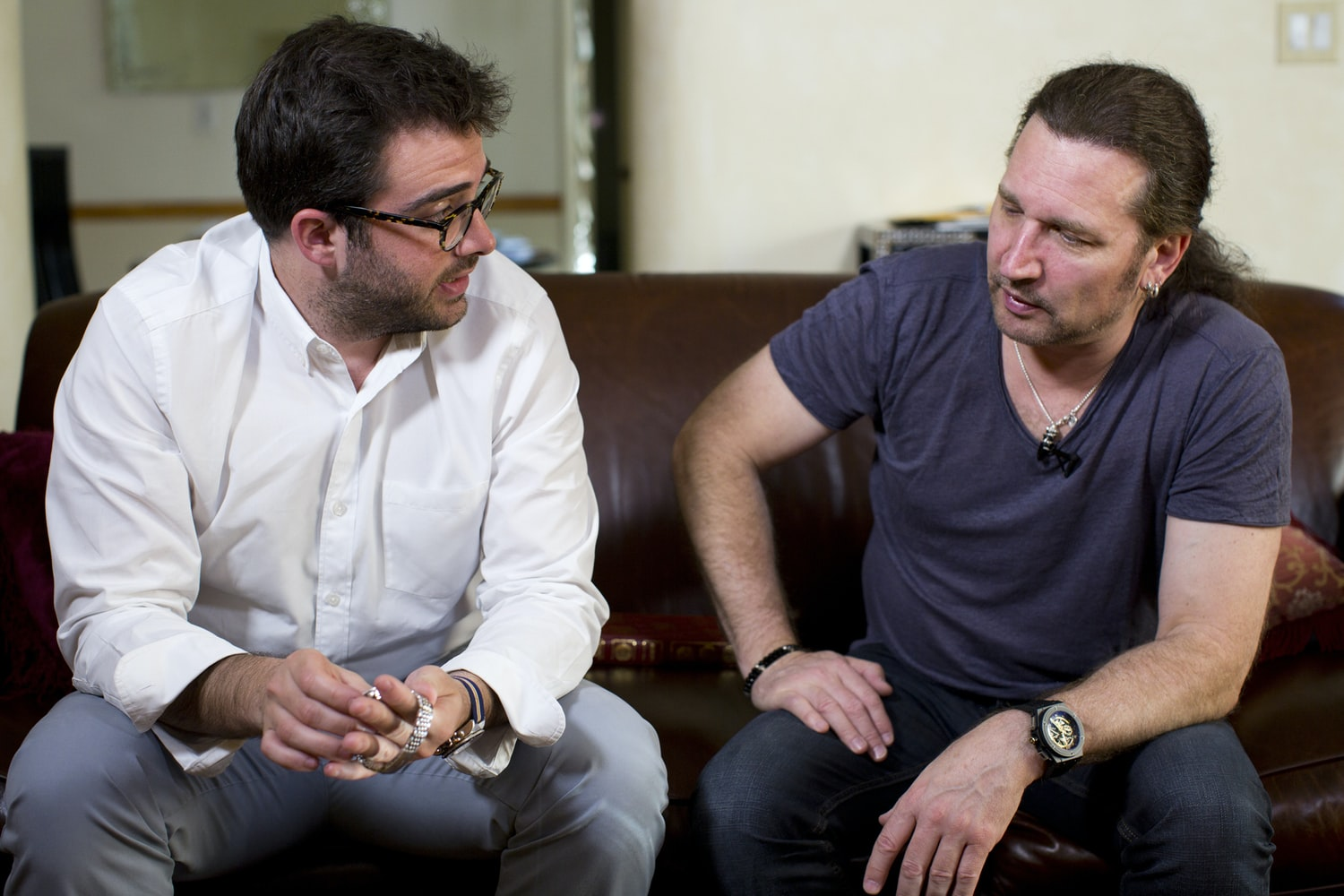 Talking Watches: With Eric Singer