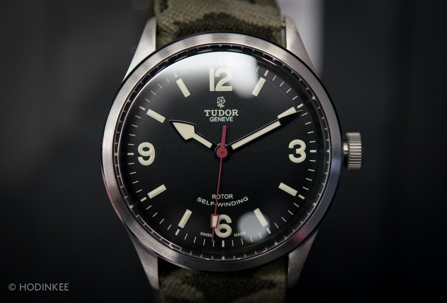 In-Depth: Hands-On With The Tudor Heritage Ranger (Live Photos, Full Specs, Official Pricing)