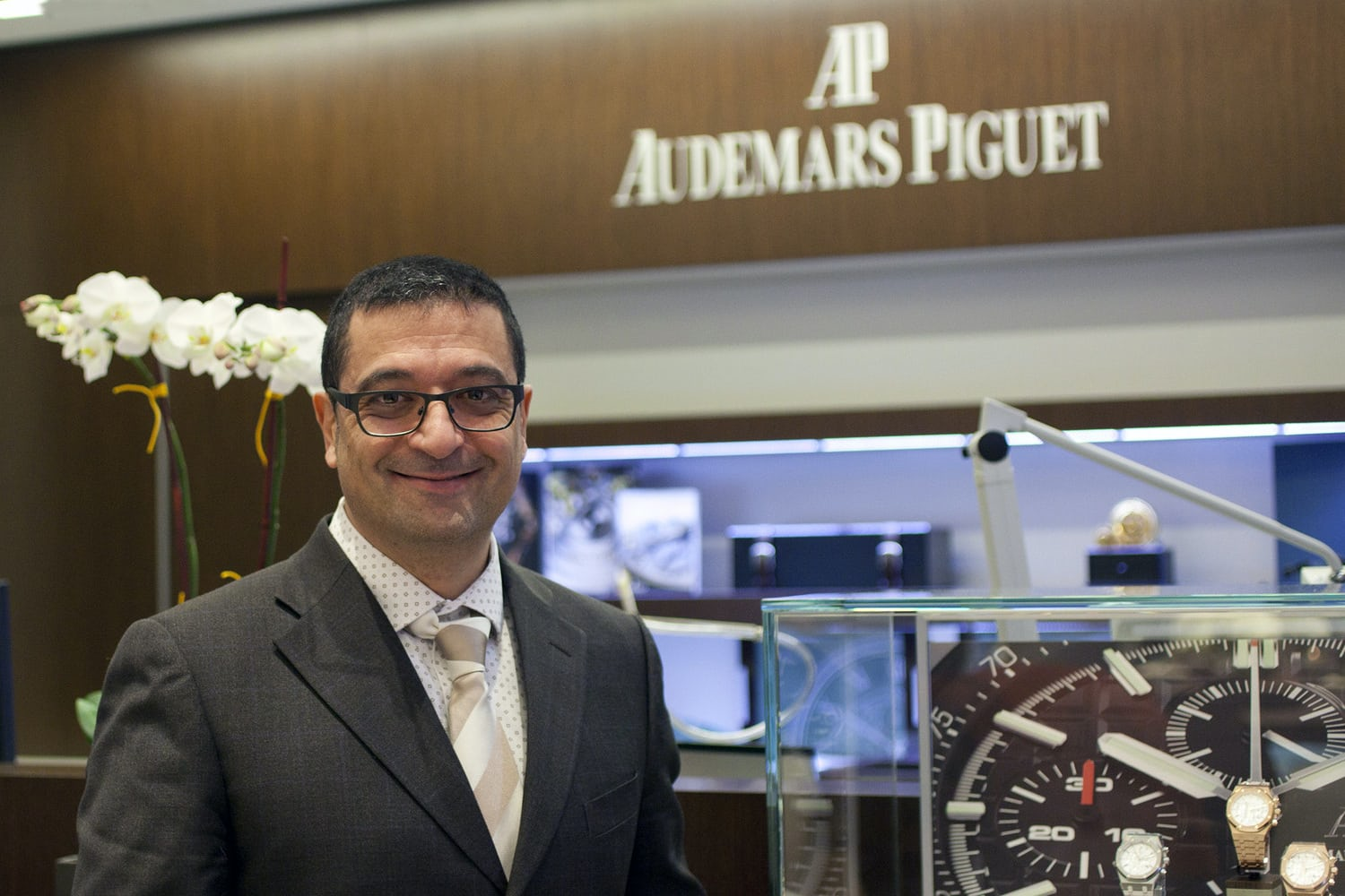 Interview Giulio Papi Director Audemars Piguet Renaud Papi