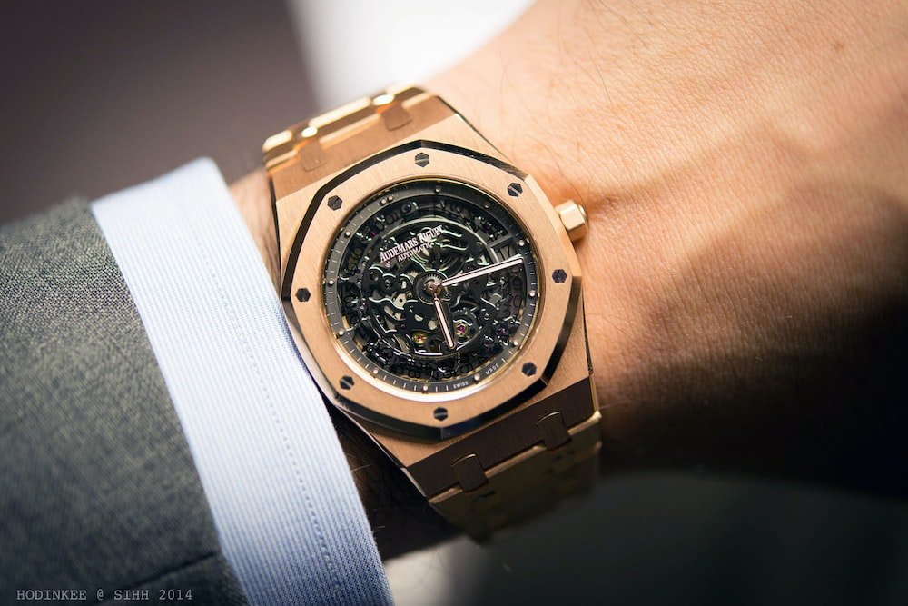 Hands On With The Audemars Piguet Royal Oak Openworked