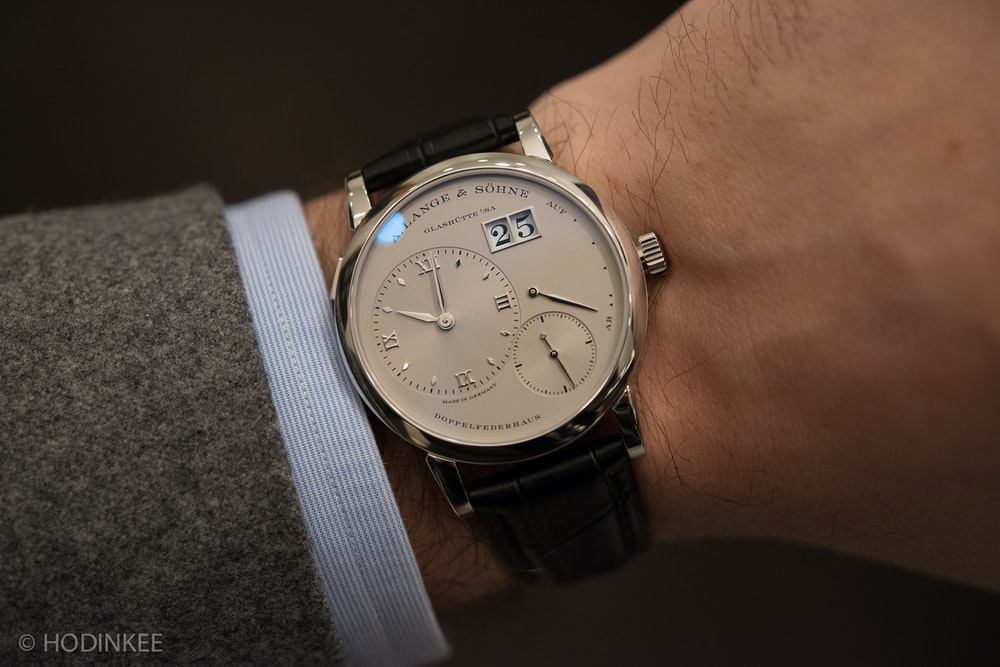 Introducing The Brand New A Lange Amp S 246 Hne Lange 1 With