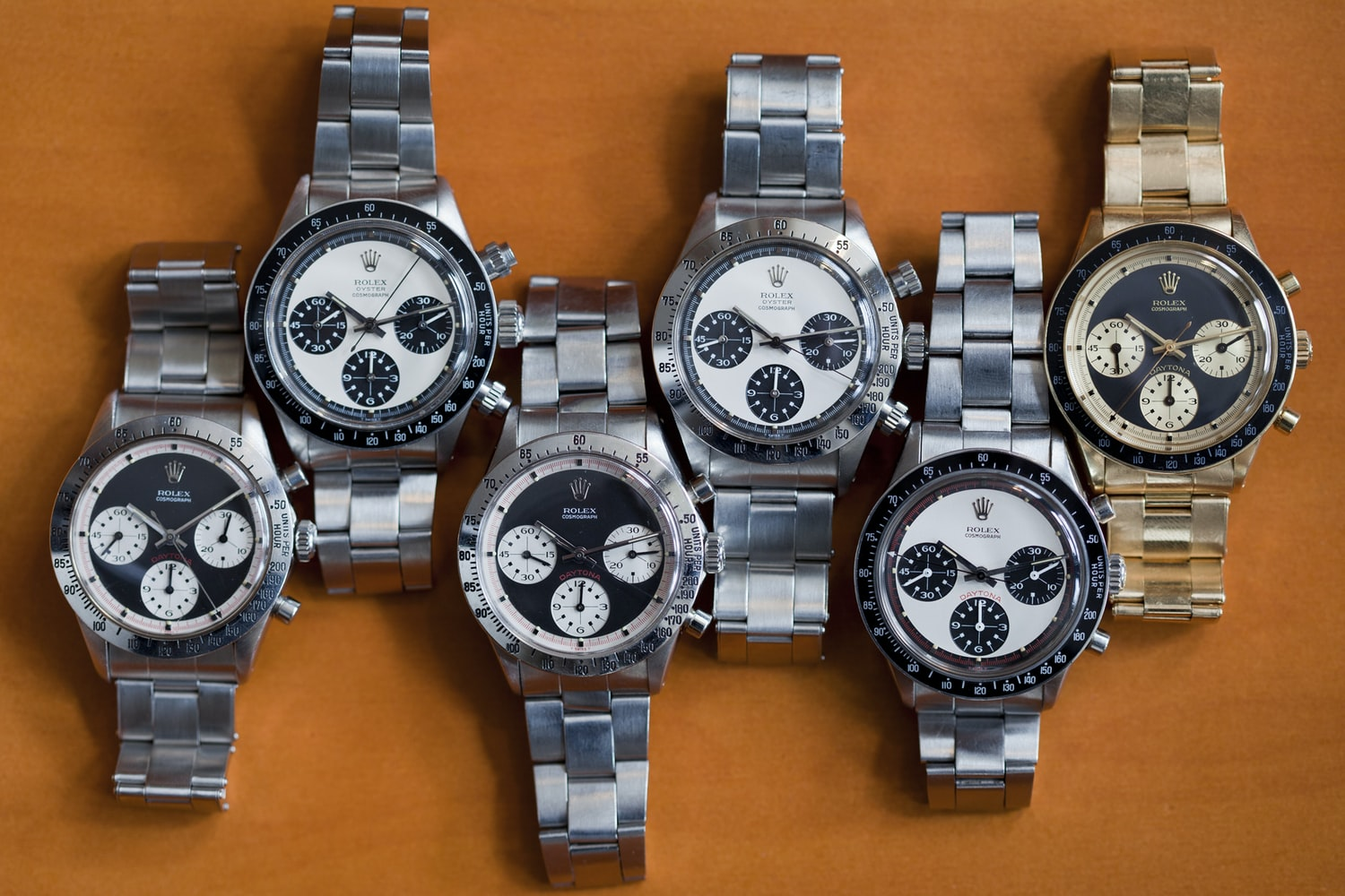 Many Rolex Daytonas Just Because: The Plural Of Rolex Just Because: The Plural Of Rolex  MG 5682 copy