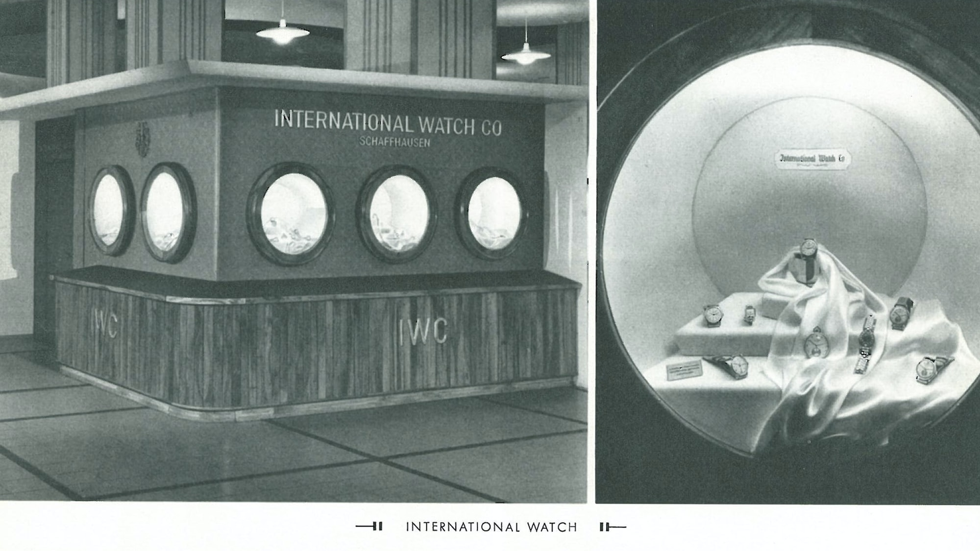Baselworld 1946  Rewind: Six Of The Most Watch Nerd-y Of All HODINKEE Watch Nerd Stories Baselworld1946 IWC 01