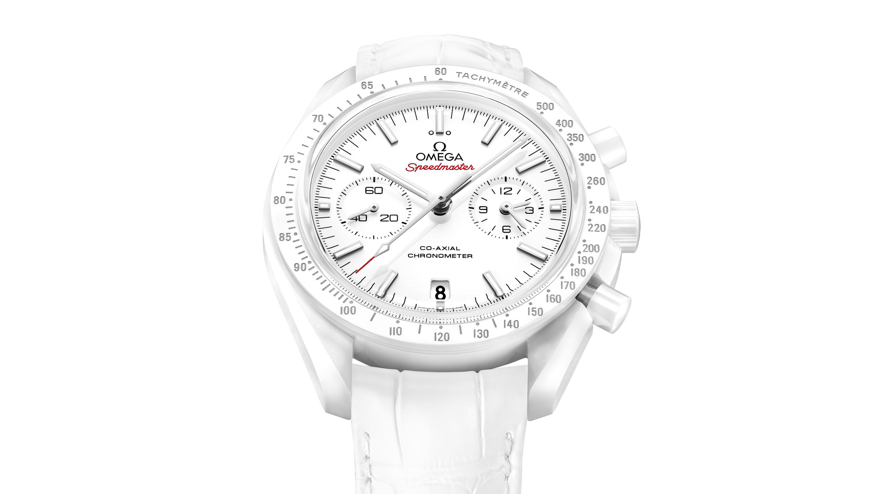 The Omega Speedmaster White Side Of The Moon