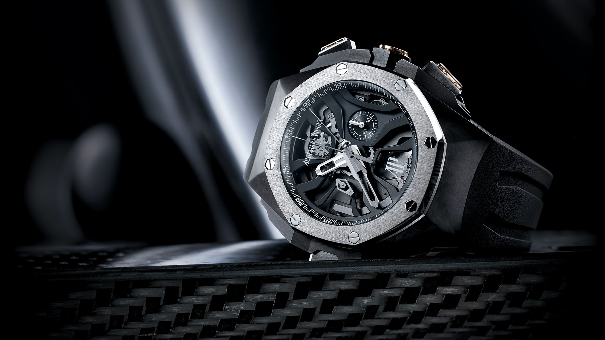 4065da851a7 The Audemars Piguet Royal Oak Concept Laptimer Michael Schumacher - HODINKEE