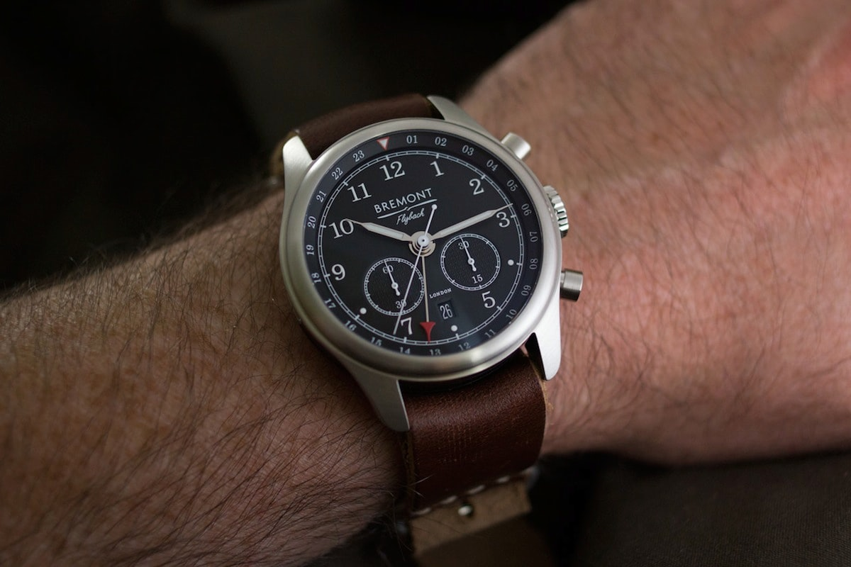 First Look At The Bremont Codebreaker, A Flyback GMT From Bletchley Park (Exclusive Live Pics, Details, Pricing)