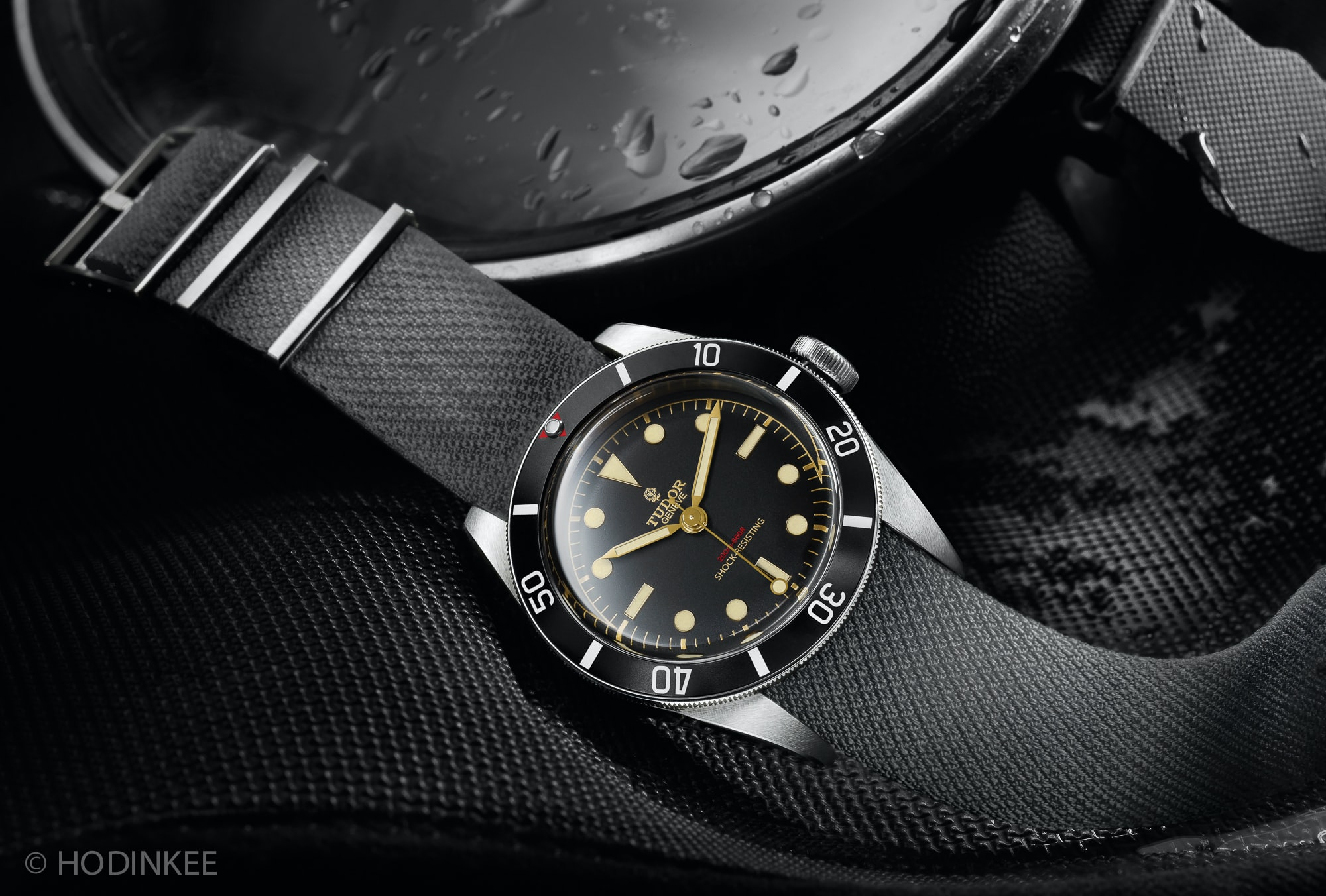 The Tudor Heritage Black Bay One Reference 7923/001, A Unique Reference For Only Watch