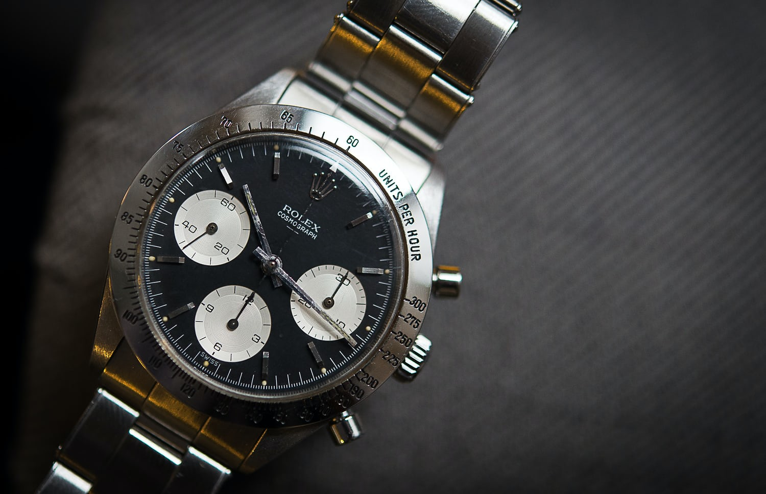 3c7f42bedf4 Historical Perspectives  The Very First Rolex Daytona