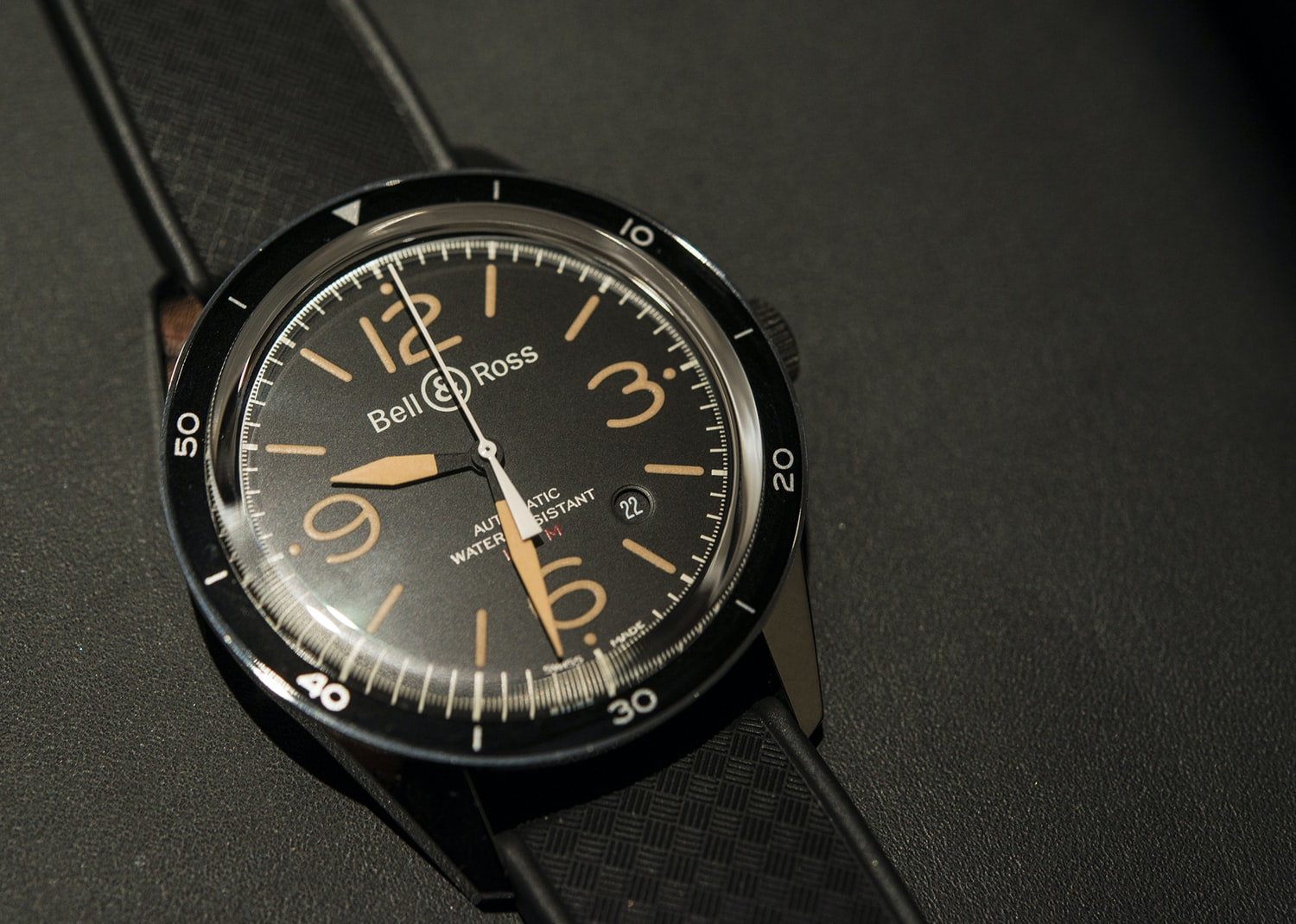 Hands-On: With The Bell & Ross BR 123 Sport Heritage (Live Pics & Pricing)