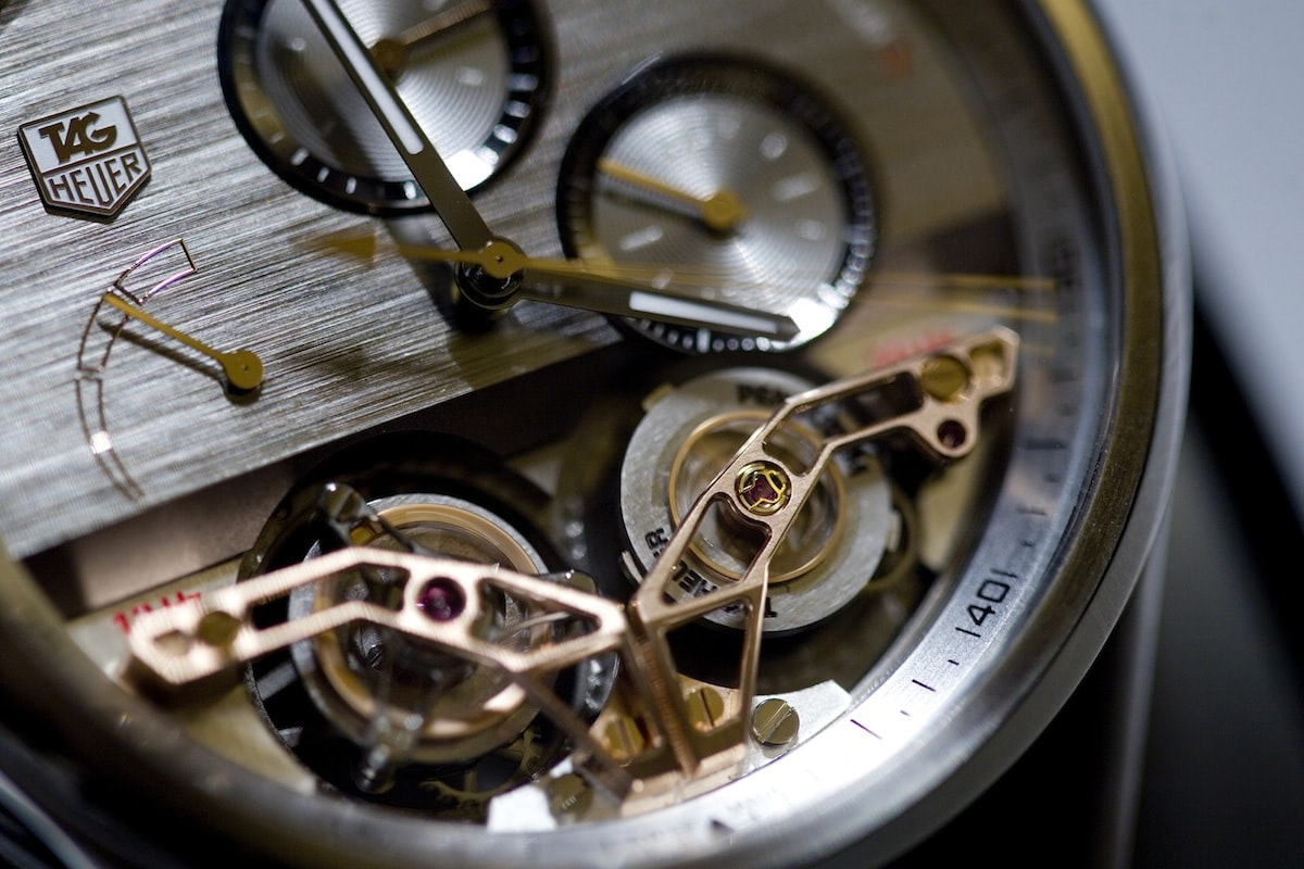 In-Depth: The TAG Heuer MikroPendulumS, With Two Magnetic Tourbillons And No Hairsprings (Live Pics, Video, Details, & Pricing)