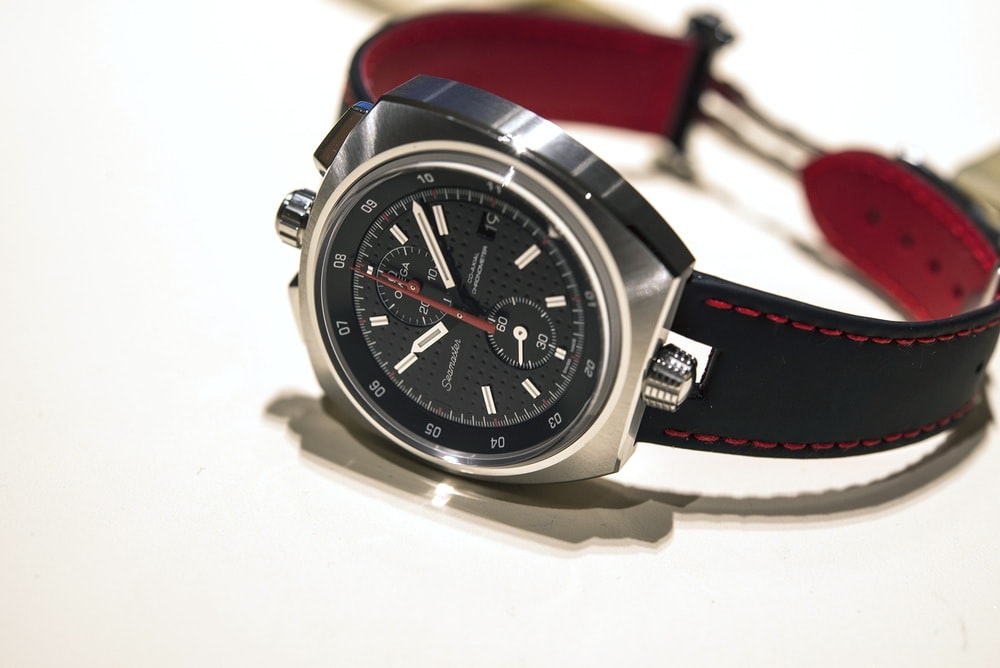 Hands-On: With The Omega Seamaster Bullhead (Live Pics + Pricing)