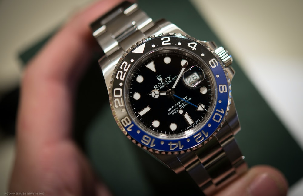 handson with the rolex gmtmaster ii reference