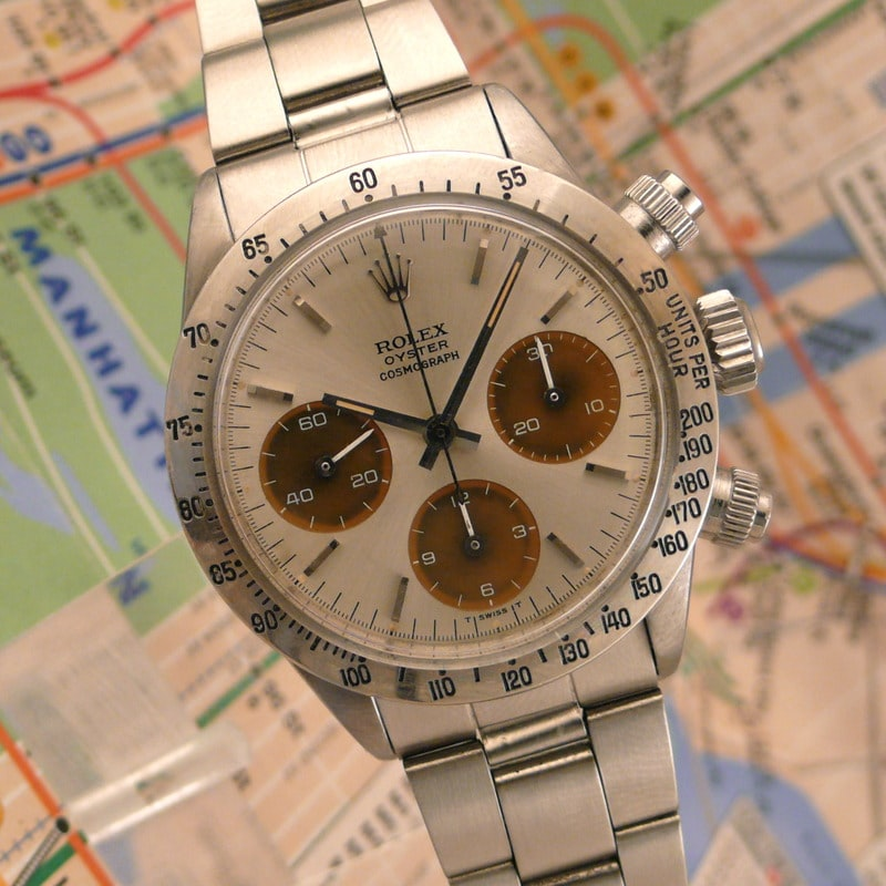 Up: Cool Old Chronographs Edition
