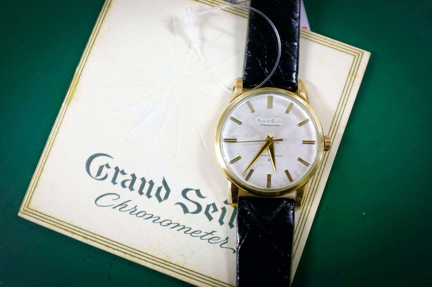 Vintage Watch Shopping In Tokyo: That Time I (Almost) Bought The Original Grand Seiko On The 8th Floor Of A Church In Ginza