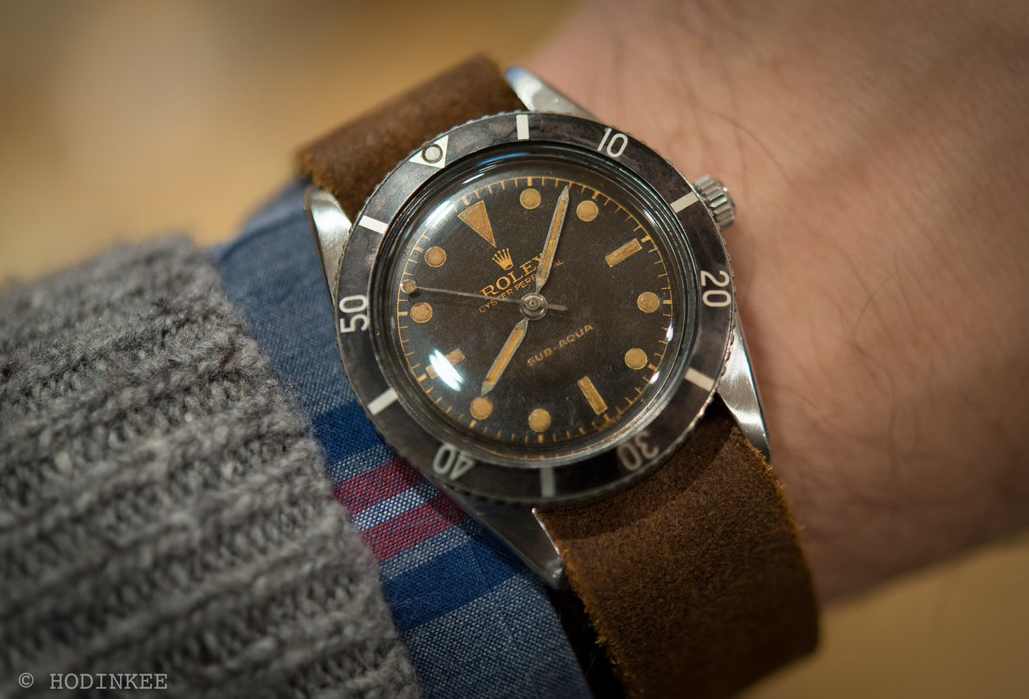 7d32ab6eae2 On The Block  A First Series Rolex Submariner