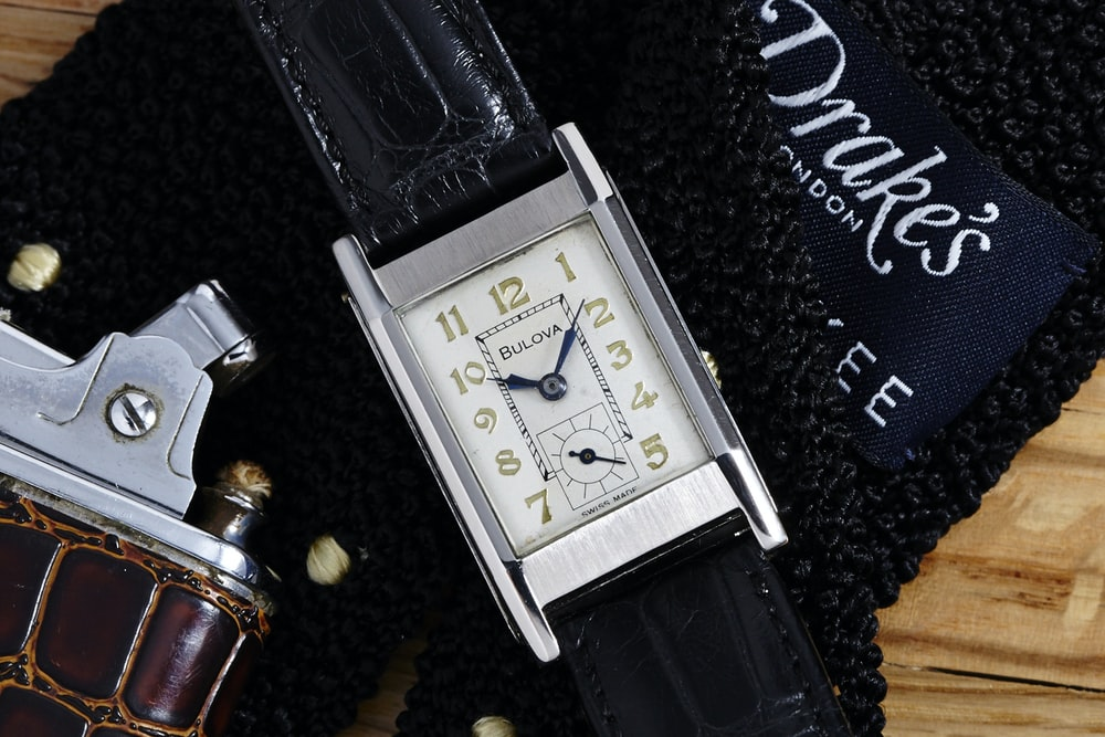 Bring A Loupe Eight Great Vintage Watches Including A