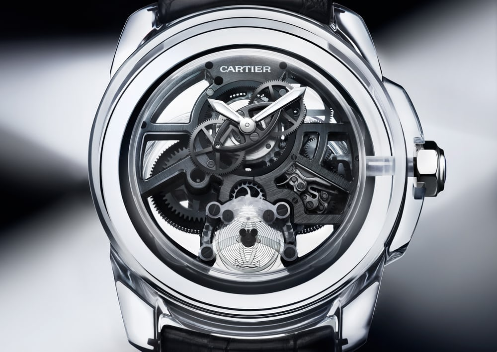 Sunday Rewind: With The Cartier ID Two Concept, Less Is Way More - HODINKEE