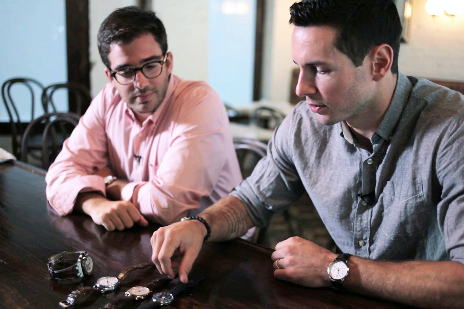 Talking Watches: With J.J. Redick