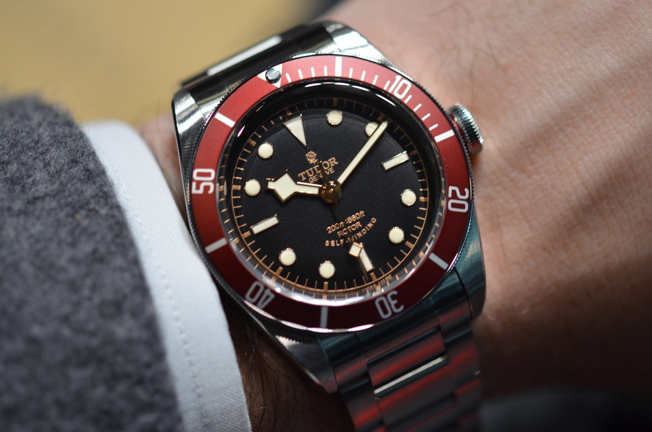 9c3ce9acd4c In-Depth The Tudor Heritage Black Bay Reference 7922R (Full Specs +  Official Pricing + Live Photos)