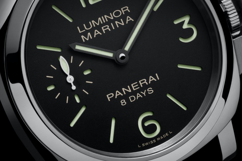 Panerai Luminor Marina 8 Days Pam 510