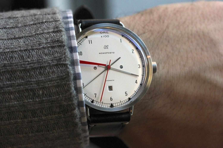 Autodromo Monoposto Watch - Bonjourlife