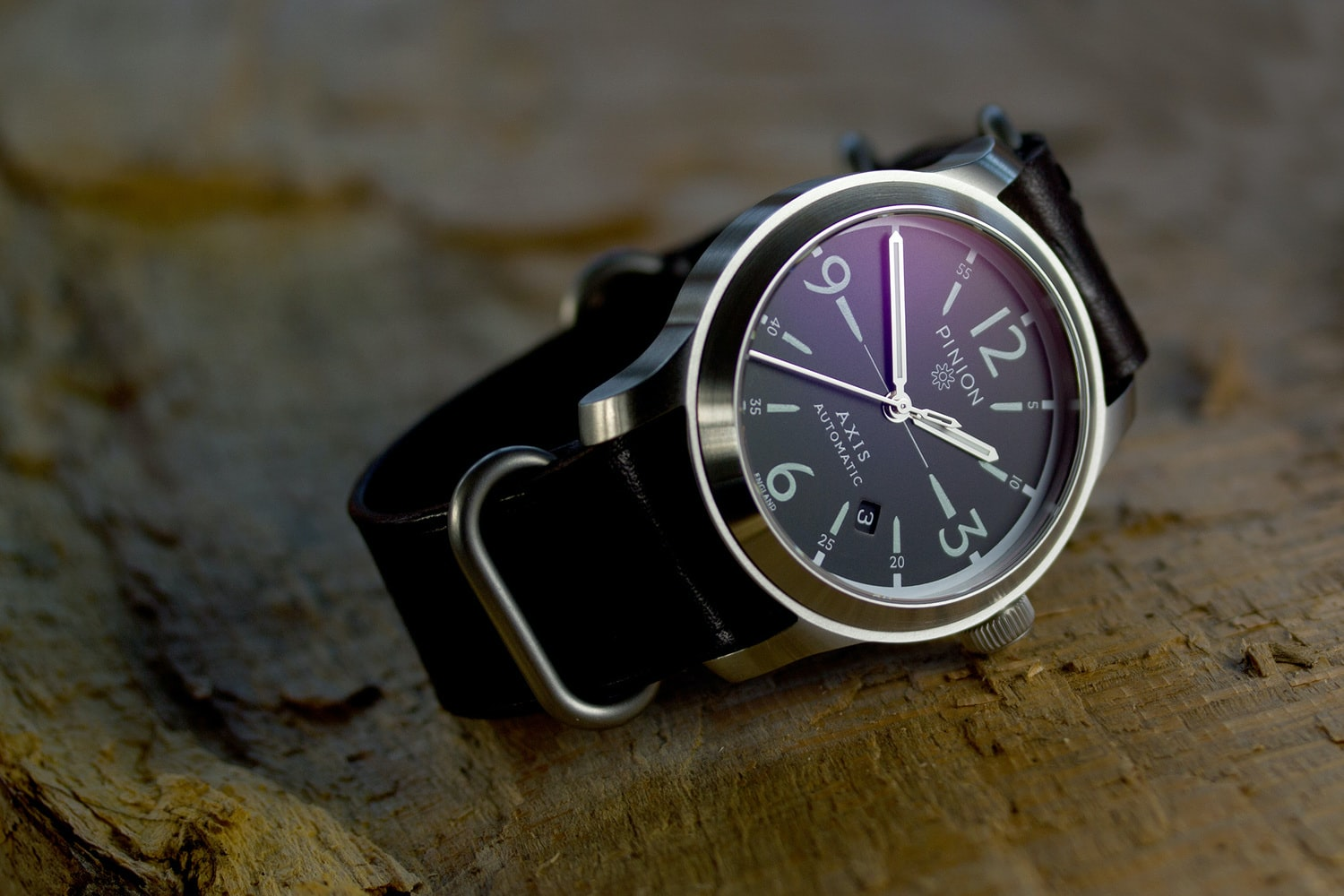 Introducing The Pinion Axis A New Independent Watch From