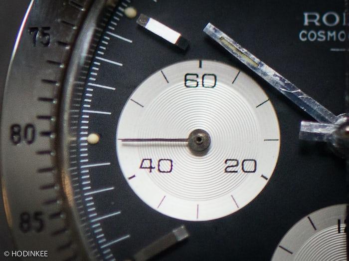 Rolex Daytona reference 6239 Panda dial on Hodinkee