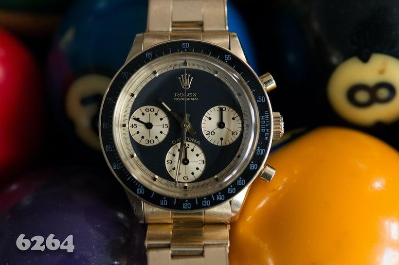 Rolex Daytona Paul Newman reference 6264
