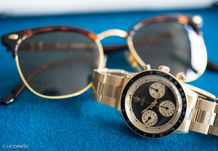 Rolex Daytona Paul Newman Yellow Gold