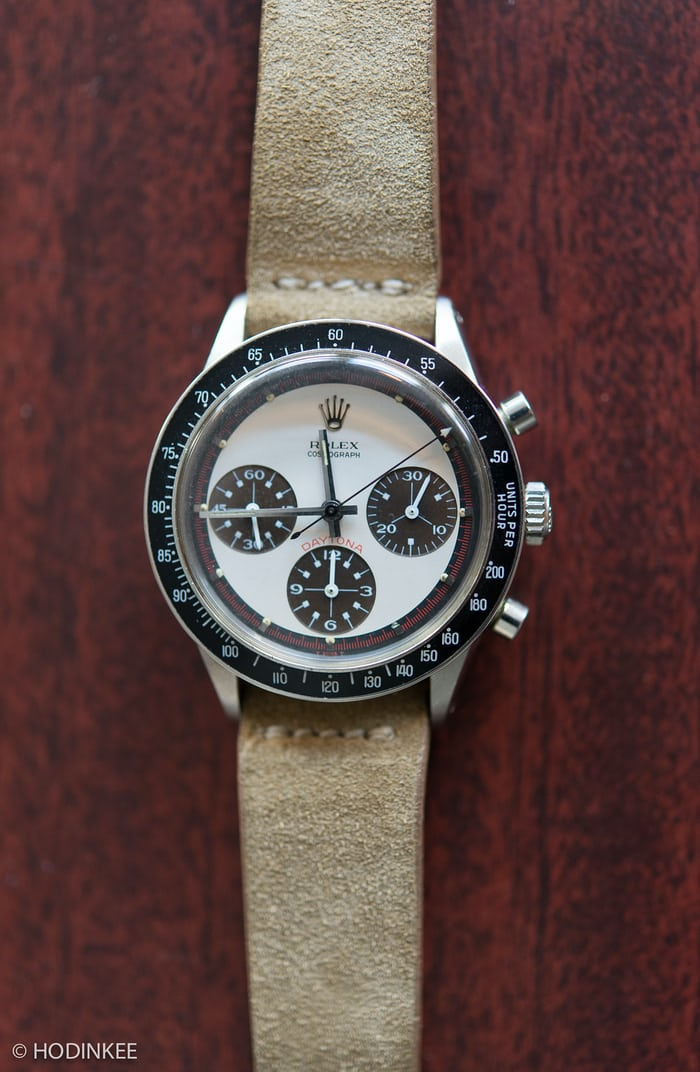 Rolex Daytona Paul Newman Reference 6241 Tropical Dial