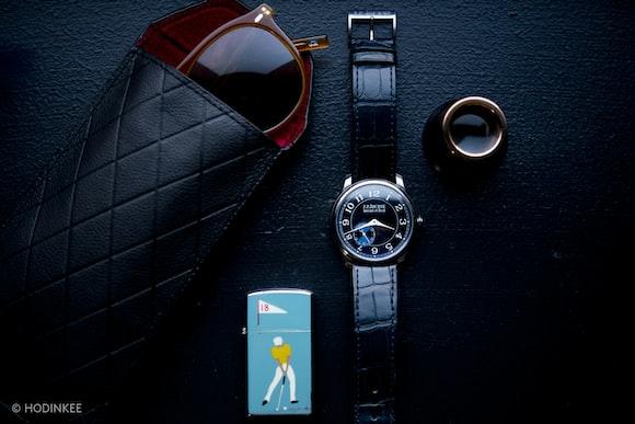 Journe Chronomètre Bleu