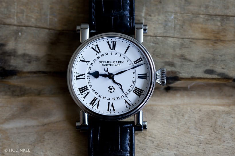 Speake-Marin Serpent Calendar