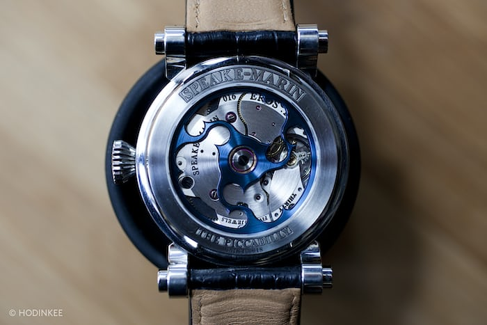 Speake-Marin Serpent Calendar Technotime 738