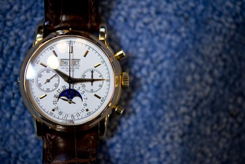 Patek Philippe Perpetual Calendar Chronographs Reference 2499